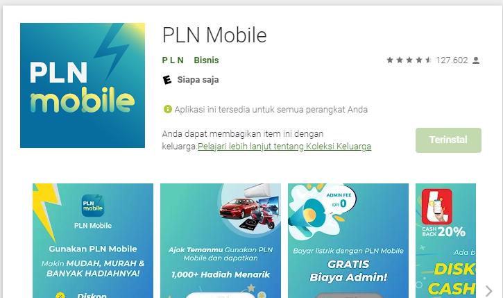 download PLN Mobile